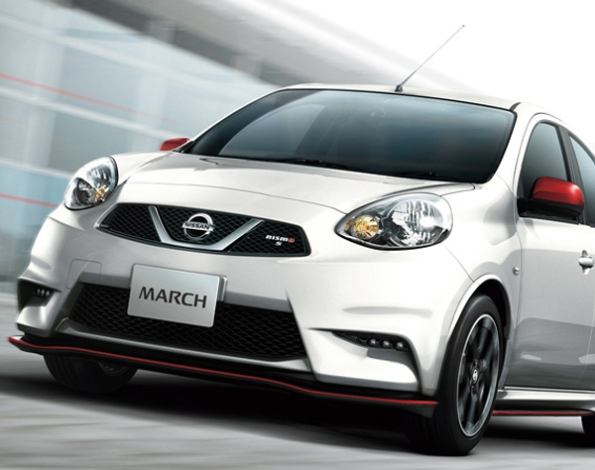 2013 nissan march nismo images