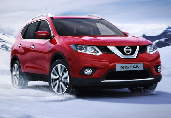All New Nissan XTrail 2014